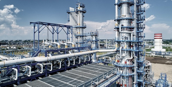Объекты нефтегазовой промышленности