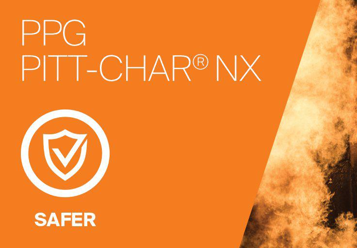 Огнезащитные материалы PPG PITT-CHAR