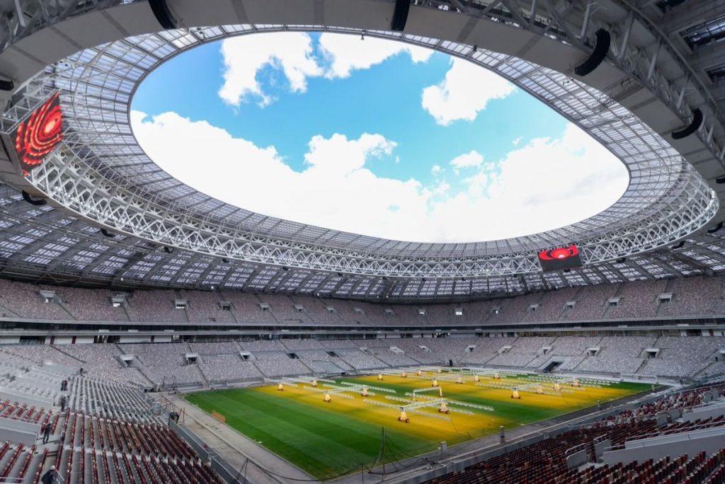 Объекты инфраструктуры (стадионы, бизнес центры)