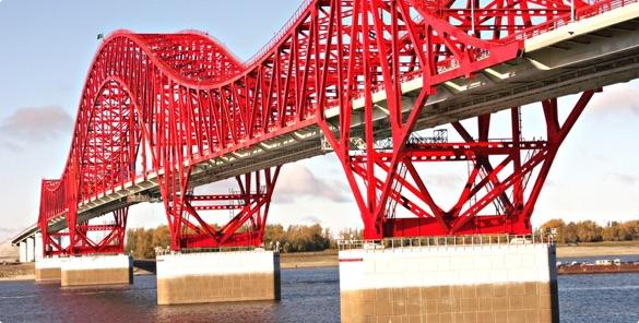 Транспортная инфраструктура (мосты, эстакады)